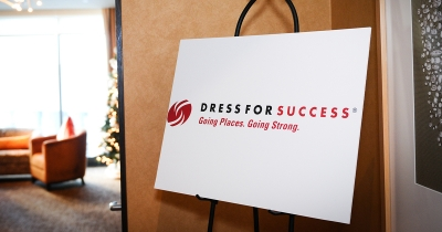 Dress for Success – support for men in need