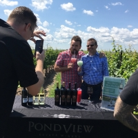 PondView on CHCH with Tim Bolen